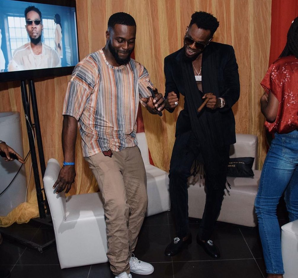 """Patoranking Wilmer Album Listening BellaNaija 19 - Photos: How all the """"who's who"""" of Nigerian music industry turned up for Patoranking yesterday"""