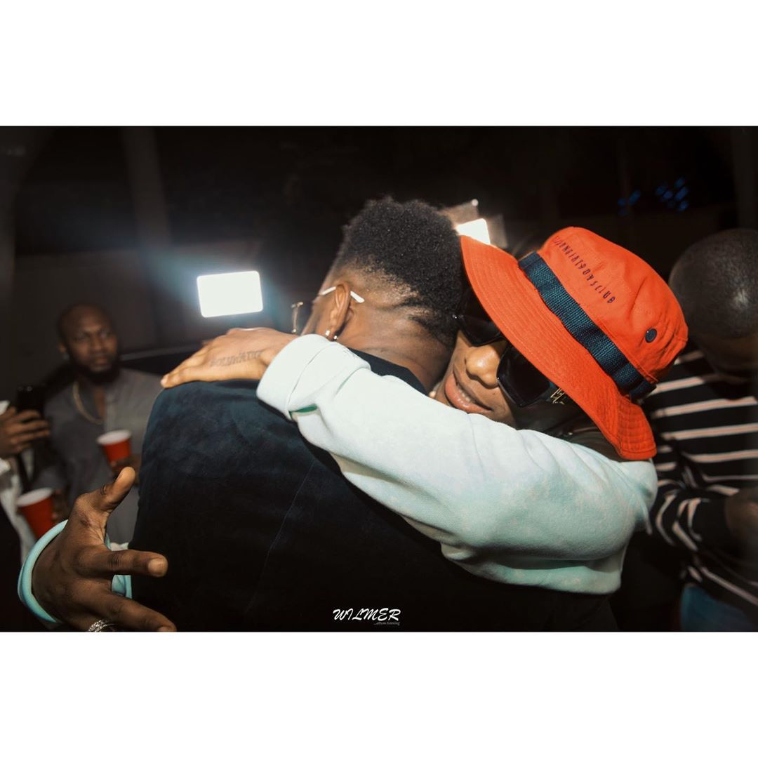 """Patoranking Wilmer Album Listening BellaNaija 2 - Photos: How all the """"who's who"""" of Nigerian music industry turned up for Patoranking yesterday"""