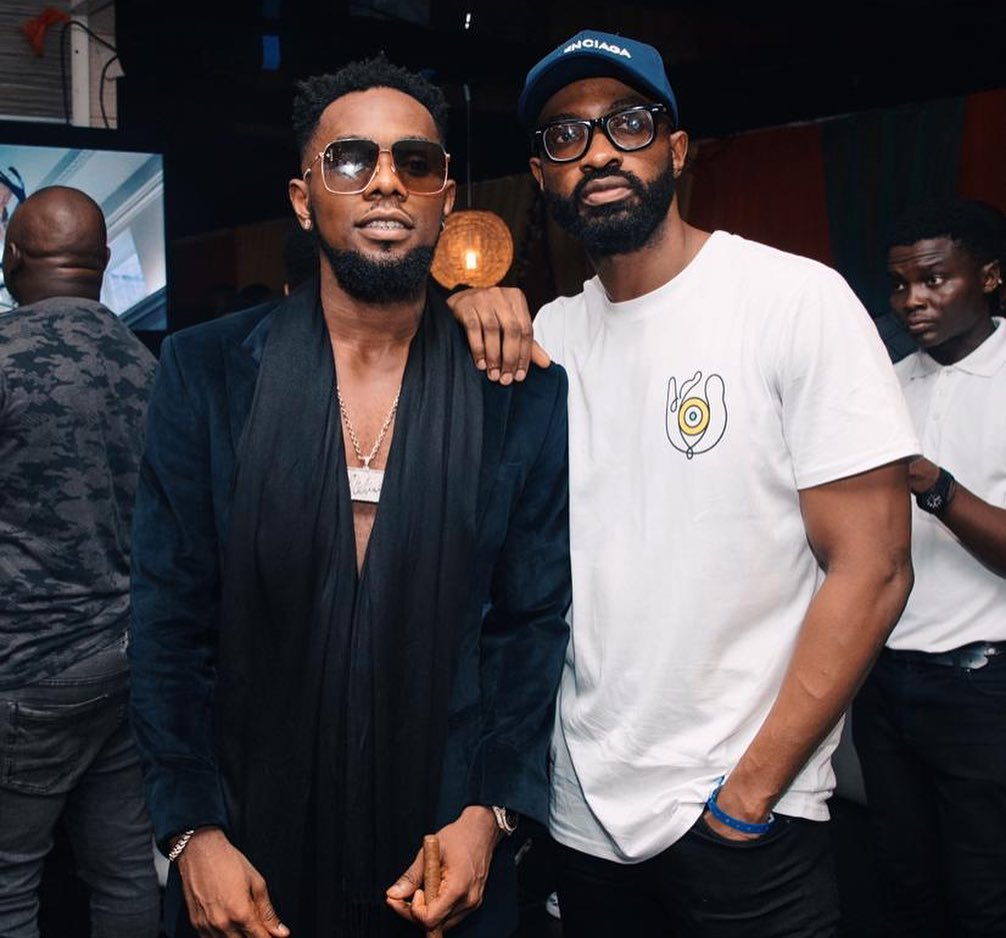 """Patoranking Wilmer Album Listening BellaNaija 20 - Photos: How all the """"who's who"""" of Nigerian music industry turned up for Patoranking yesterday"""