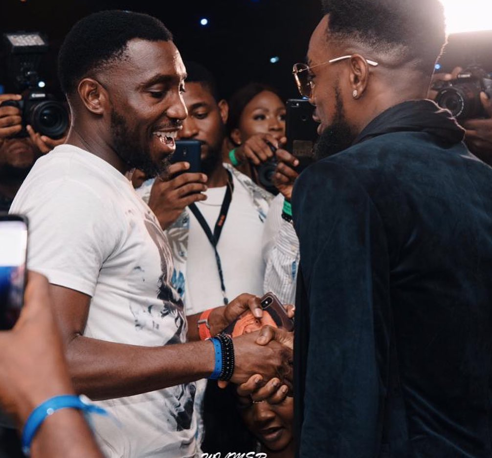 """Patoranking Wilmer Album Listening BellaNaija 22 - Photos: How all the """"who's who"""" of Nigerian music industry turned up for Patoranking yesterday"""