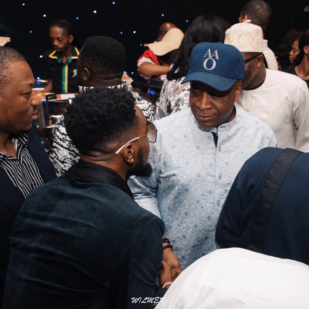 """Patoranking Wilmer Album Listening BellaNaija 3 - Photos: How all the """"who's who"""" of Nigerian music industry turned up for Patoranking yesterday"""