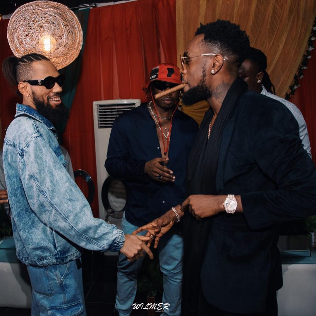 """Patoranking Wilmer Album Listening BellaNaija 4 - Photos: How all the """"who's who"""" of Nigerian music industry turned up for Patoranking yesterday"""