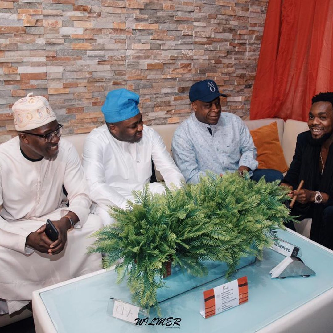 """Patoranking Wilmer Album Listening BellaNaija 7 - Photos: How all the """"who's who"""" of Nigerian music industry turned up for Patoranking yesterday"""