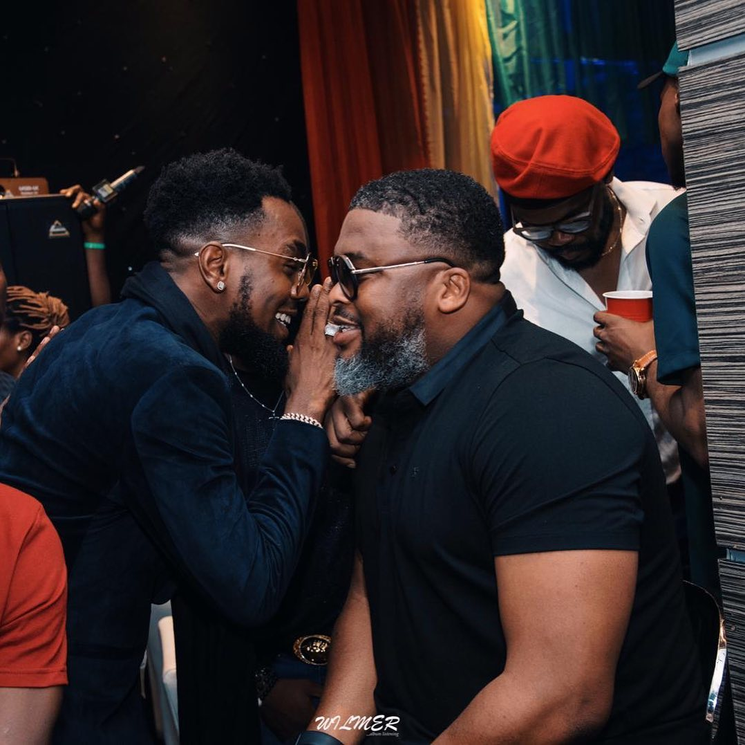 """Patoranking Wilmer Album Listening BellaNaija 8 - Photos: How all the """"who's who"""" of Nigerian music industry turned up for Patoranking yesterday"""