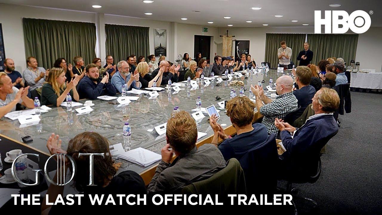 Game Of Thrones Last Watch