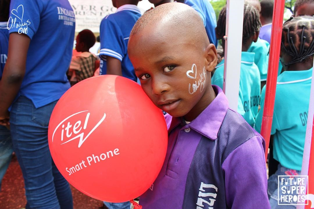 itel Mobile Threw A Nationwide Children's Day Party & the Kids Loved it!