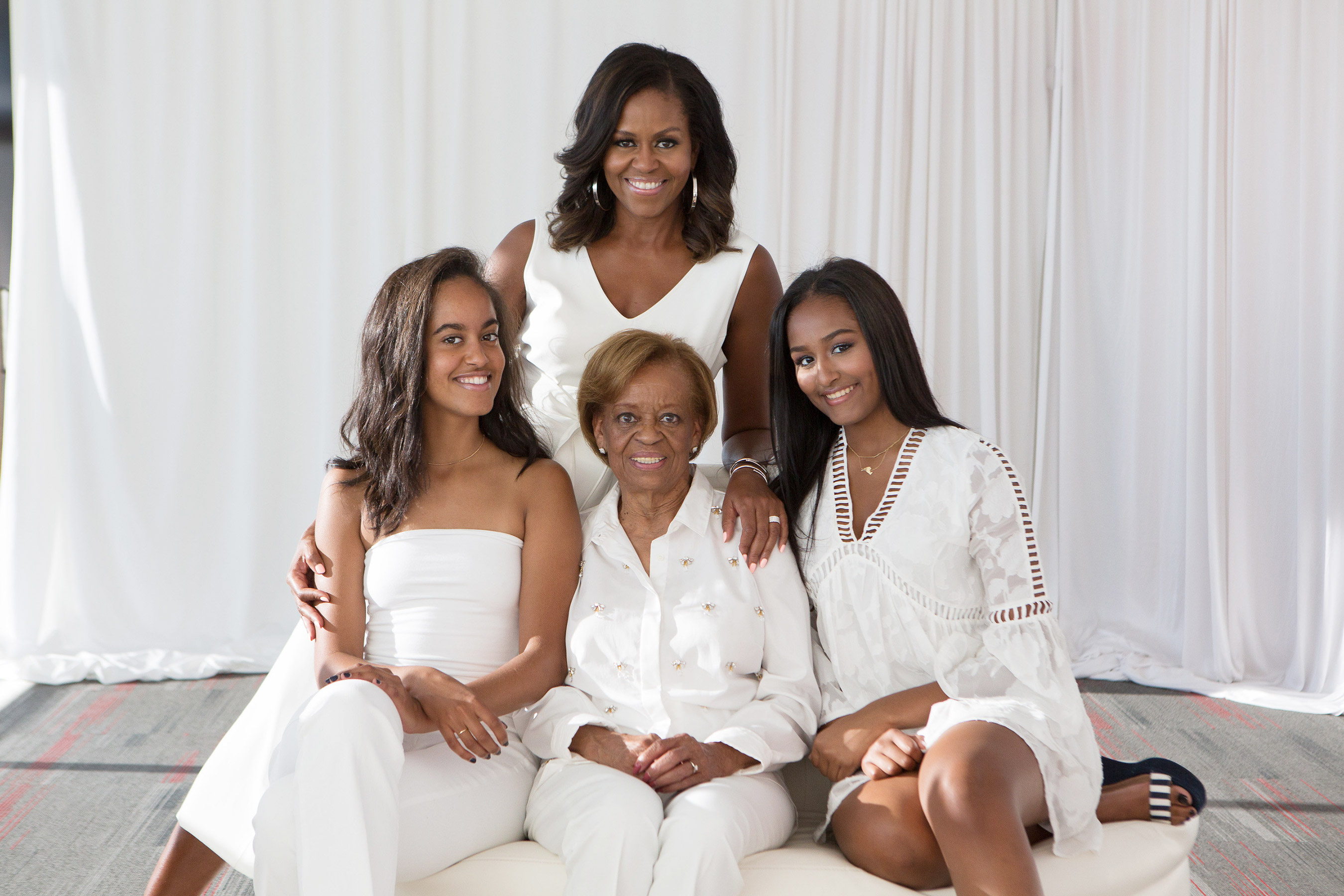 Michelle Obama Shares Memories Of Women Who Shaped Her