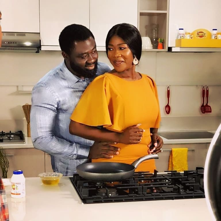 We Ve Got The Exclusive Scoop On Mercy Johnson Okojie S New