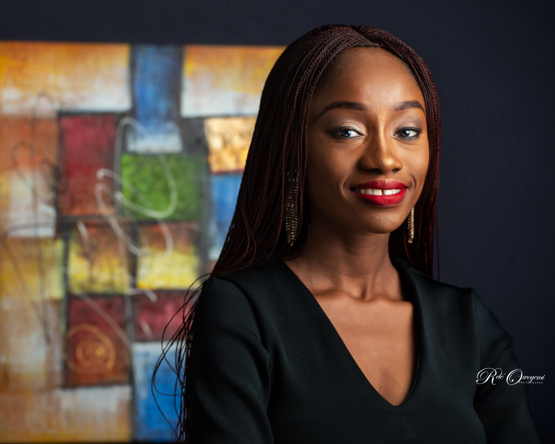Ayishat Olanrewaju - Personal Branding