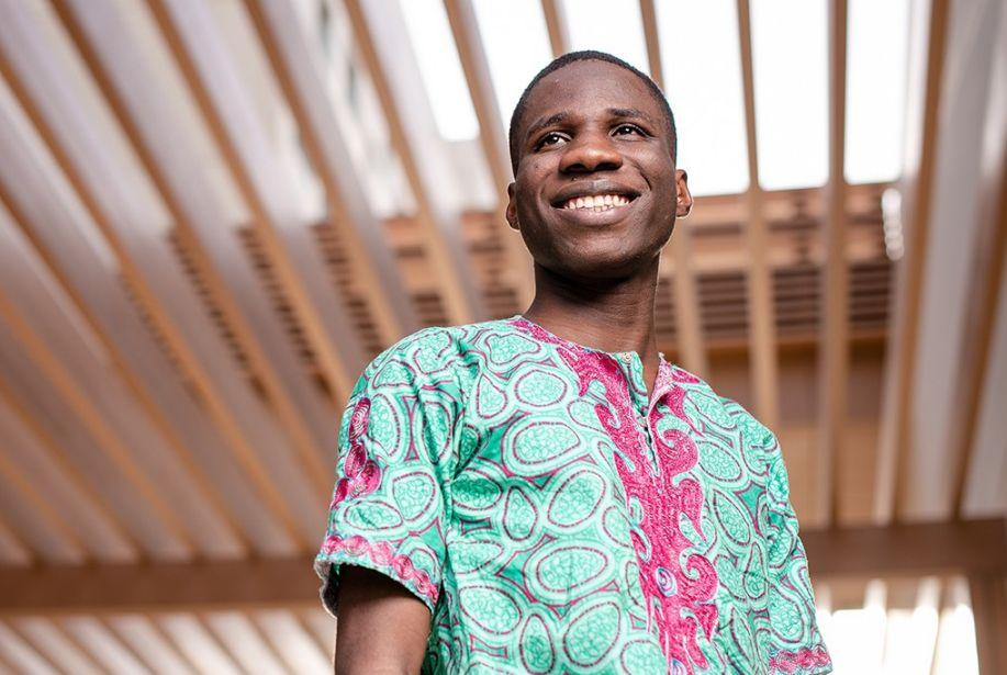 Get to Know Nigeria's Daniel Obaji, 18, the Youngest Ever Graduate at NYU Abu Dhabi