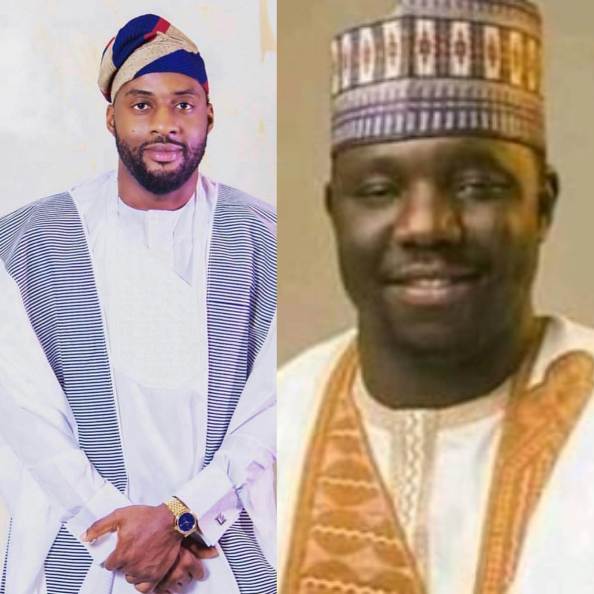The New Speakers of Oyo & Plateau Parliaments are 32 & 33 Years Old Respectively!