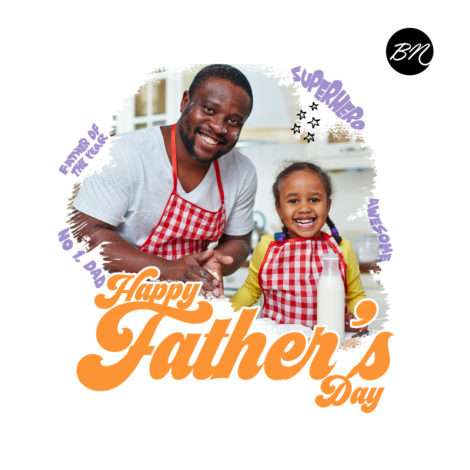 Adetayo Celebrates her Favourite Person this Father's Day
