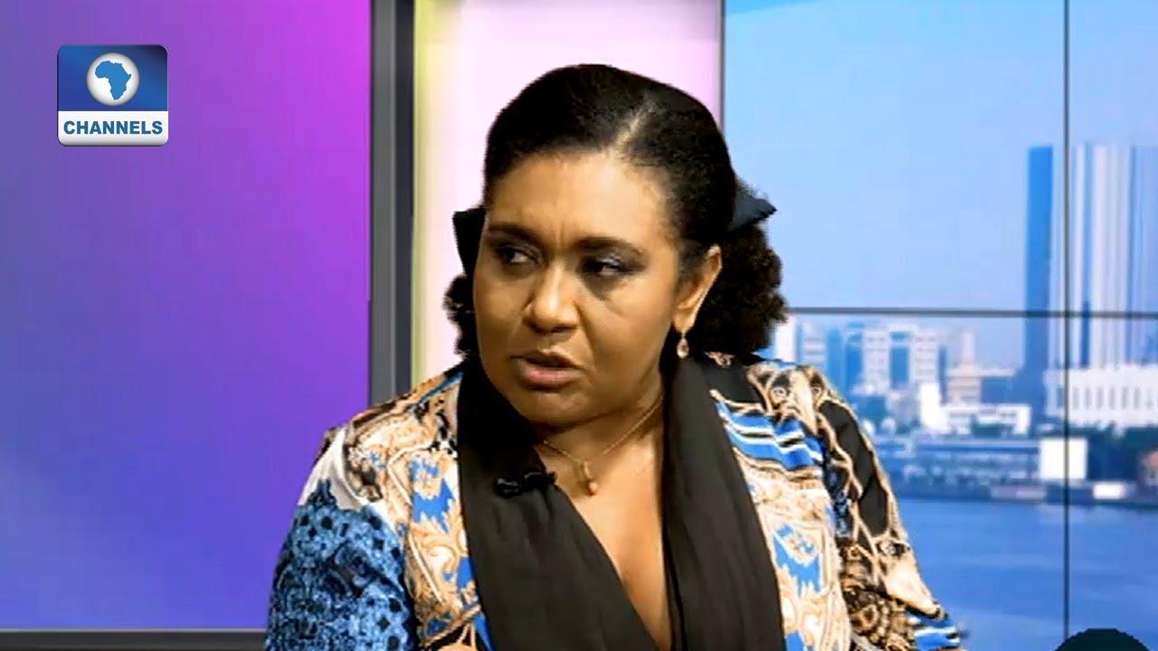 "Hilda Dokubo talks Nollywood, ""Social Media"" actors & Public Service on Rubbin' Minds | WATCH"