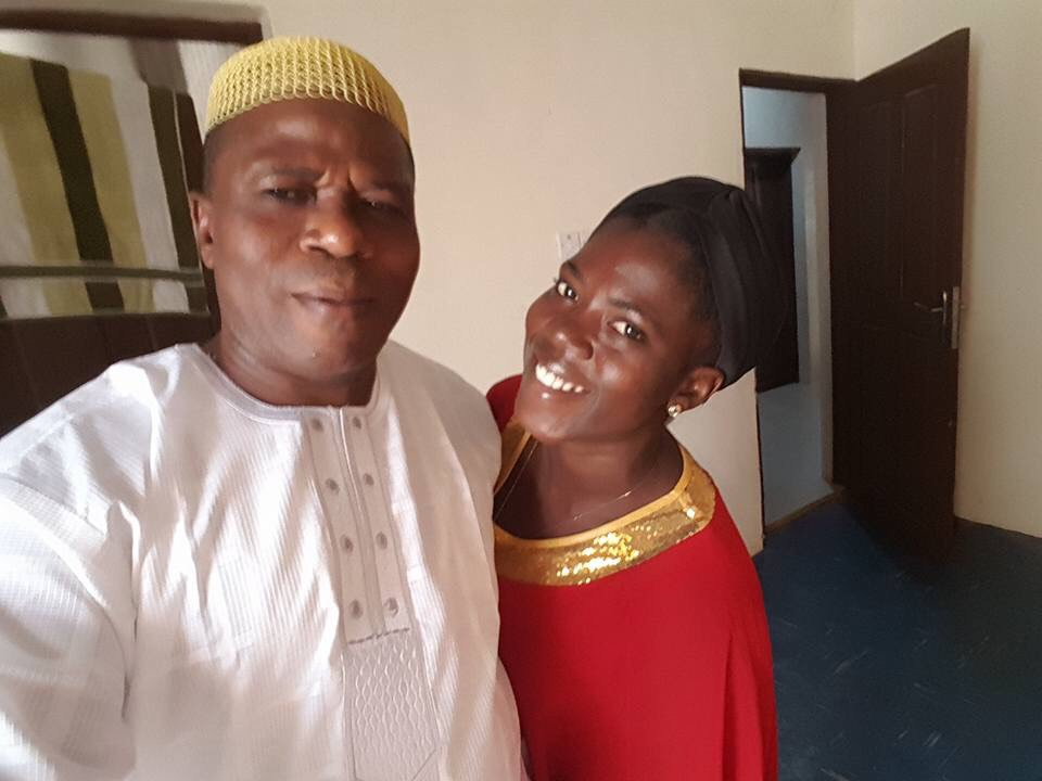 """My father, My father. I love him wholeheartedly"" – Ifedolapo Celebrates Her Dad this Father's Day"
