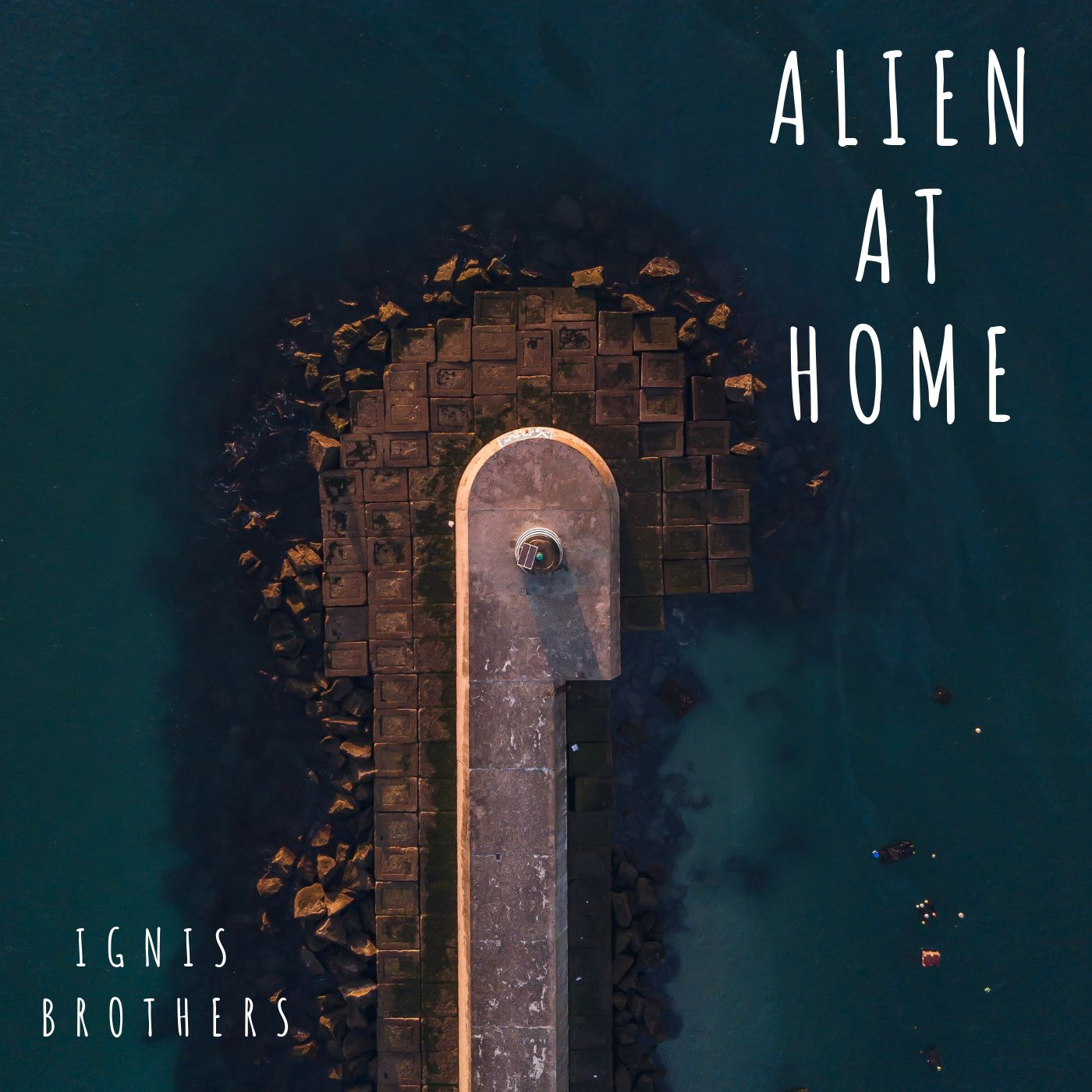 """The New Single from Ignis Brothers """"Alien At Home"""" is an ode to Outcasts Everywhere"""