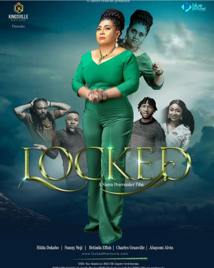 "Watch Trailer for ""Locked"" starring Hilda Dokubo, Belinda Effah & Sunny Nneji"