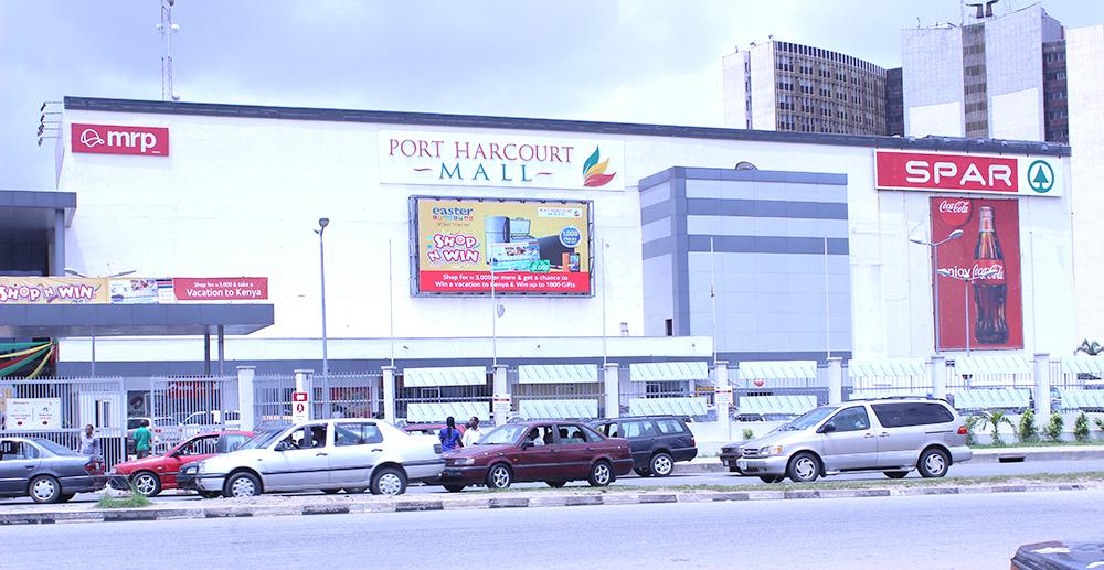 Shopping malls - Port Harcourt Mall