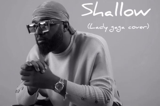 "Trust Us, You've got to Listen to Praiz's Cover of Lady Gaga's ""Shallow"""