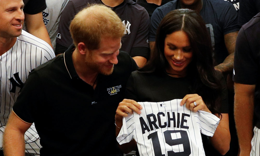 Archies Wedding Gifts: Archie Gets Adorable Gift As Meghan Markle & Prince Harry