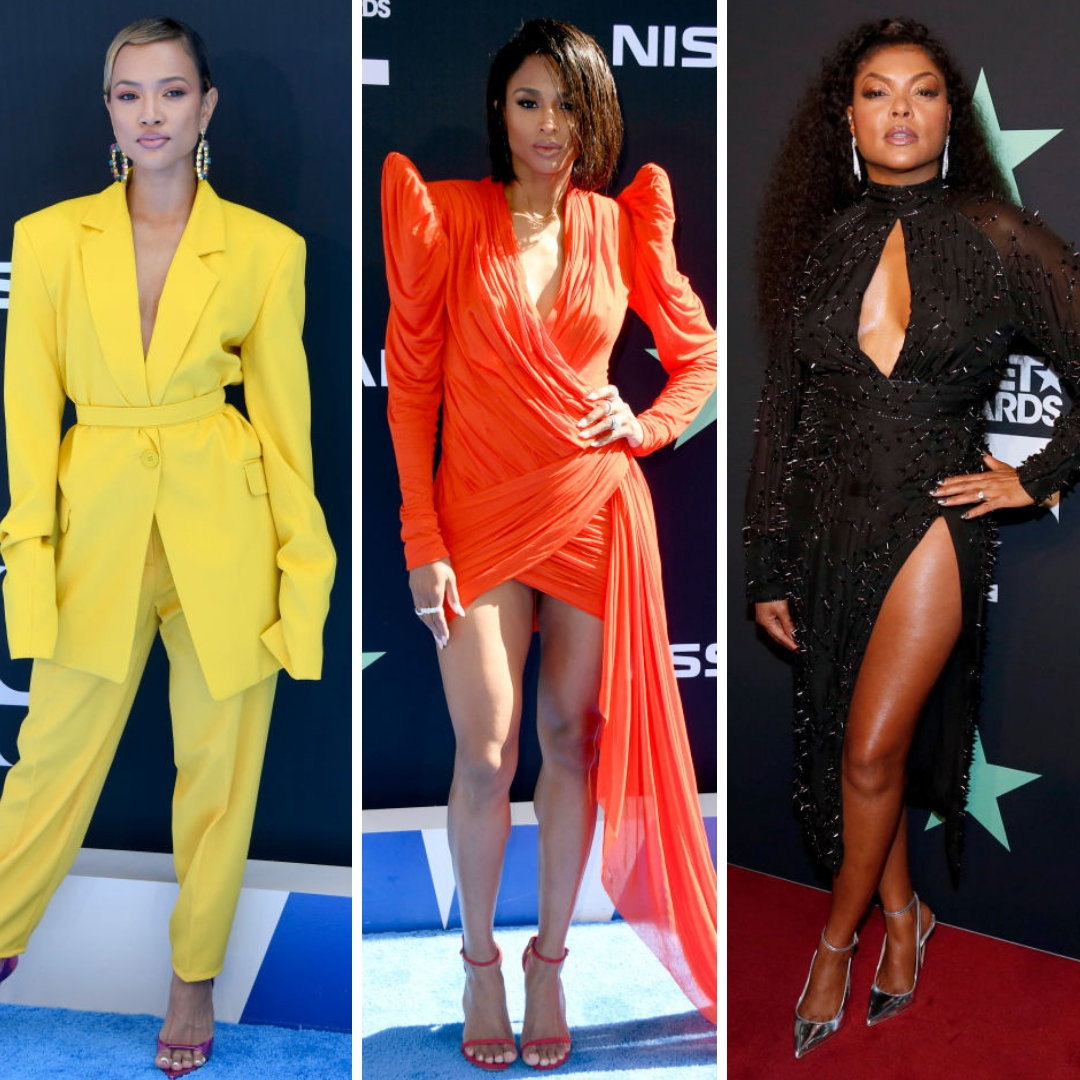 These Were the 10 Most Stand-Out Looks at the 2019 BET Awards!