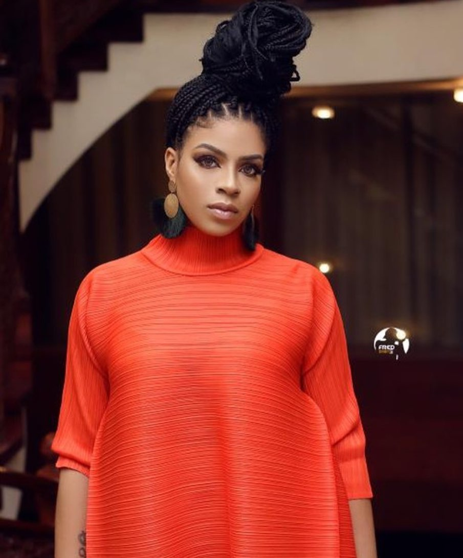 """""""I am not a victim of domestic violence… we have mutually split"""" – Actress Venita Akpofure reacts to News about her Marriage"""