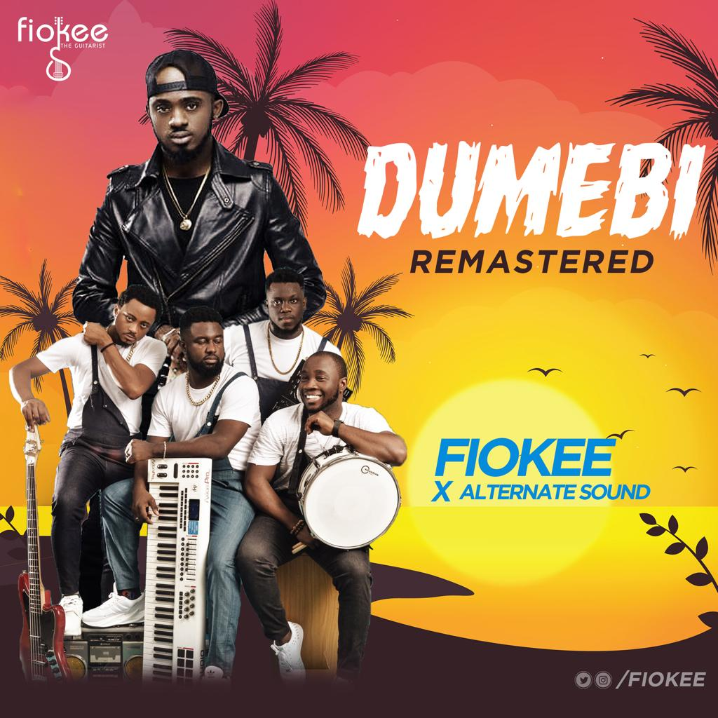 "Listen to Fiokee & the Alternate Sound's Version of ""Dumebi"""