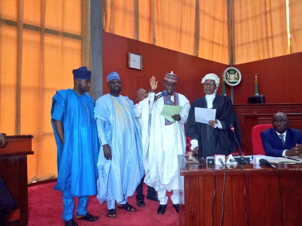 Kwara Assembly's New Speaker is 34 Years Old!