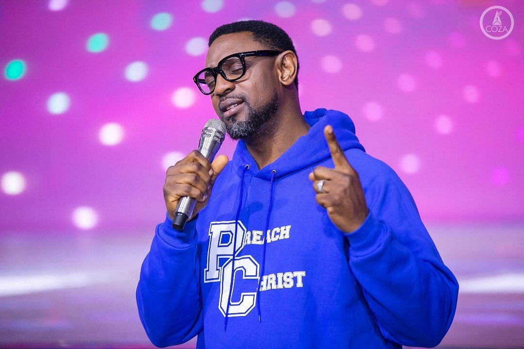 Niyi Ademoroti: Biodun Fatoyinbo is Back on the Pulpit & No One is Surprised | BellaNaija