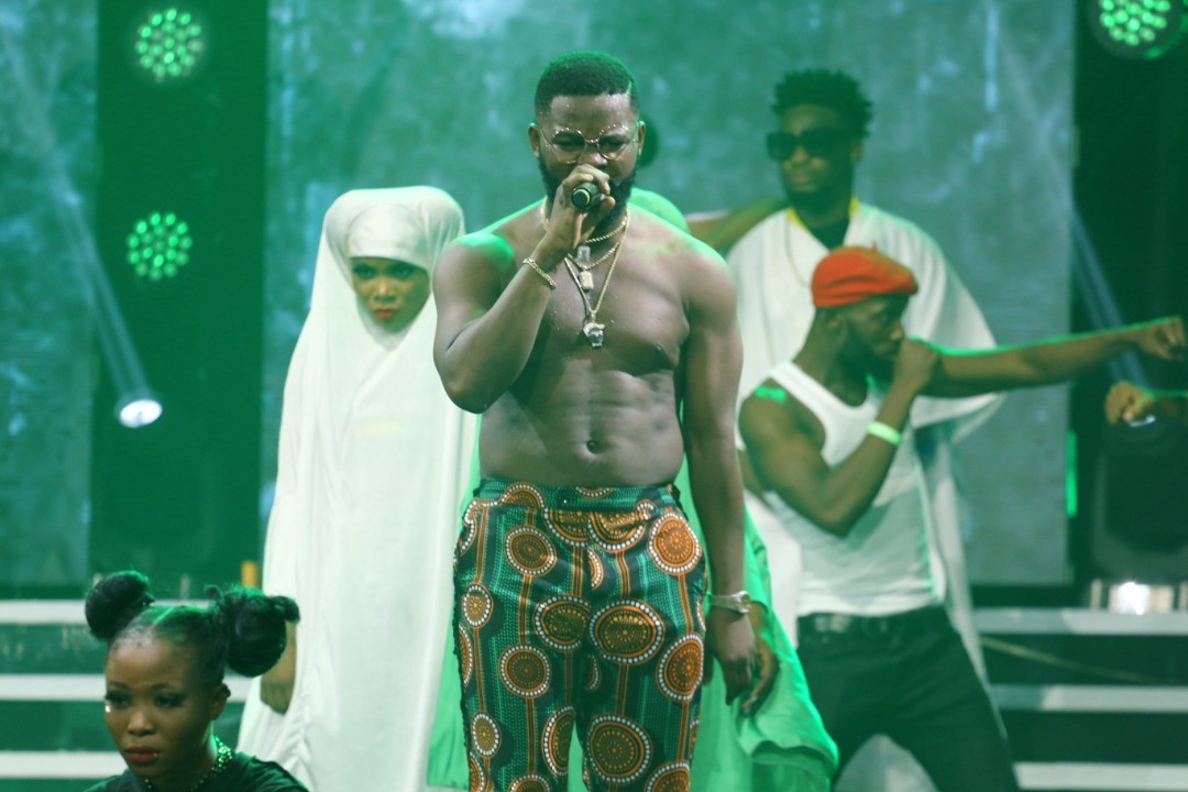 Everything You missed at The Falz Experience 2 With your Faves