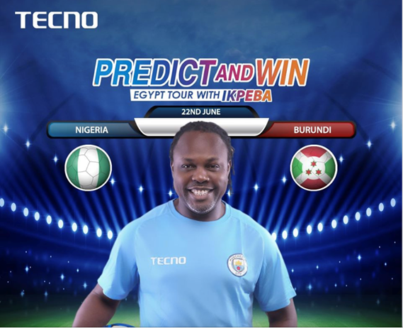 How would You like to Win A Trip to Egypt With Victor Ikpeba? Find Out