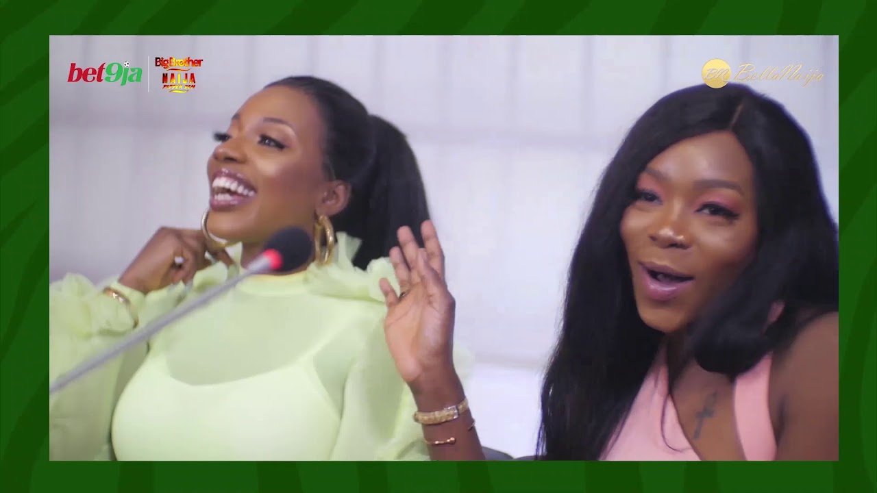 WATCH Avala & Isilomo discuss Life in #BBNaija House, Fave/Fake HMs & Future Plans on #Bet9jaBBN 'After the House' Episode 1