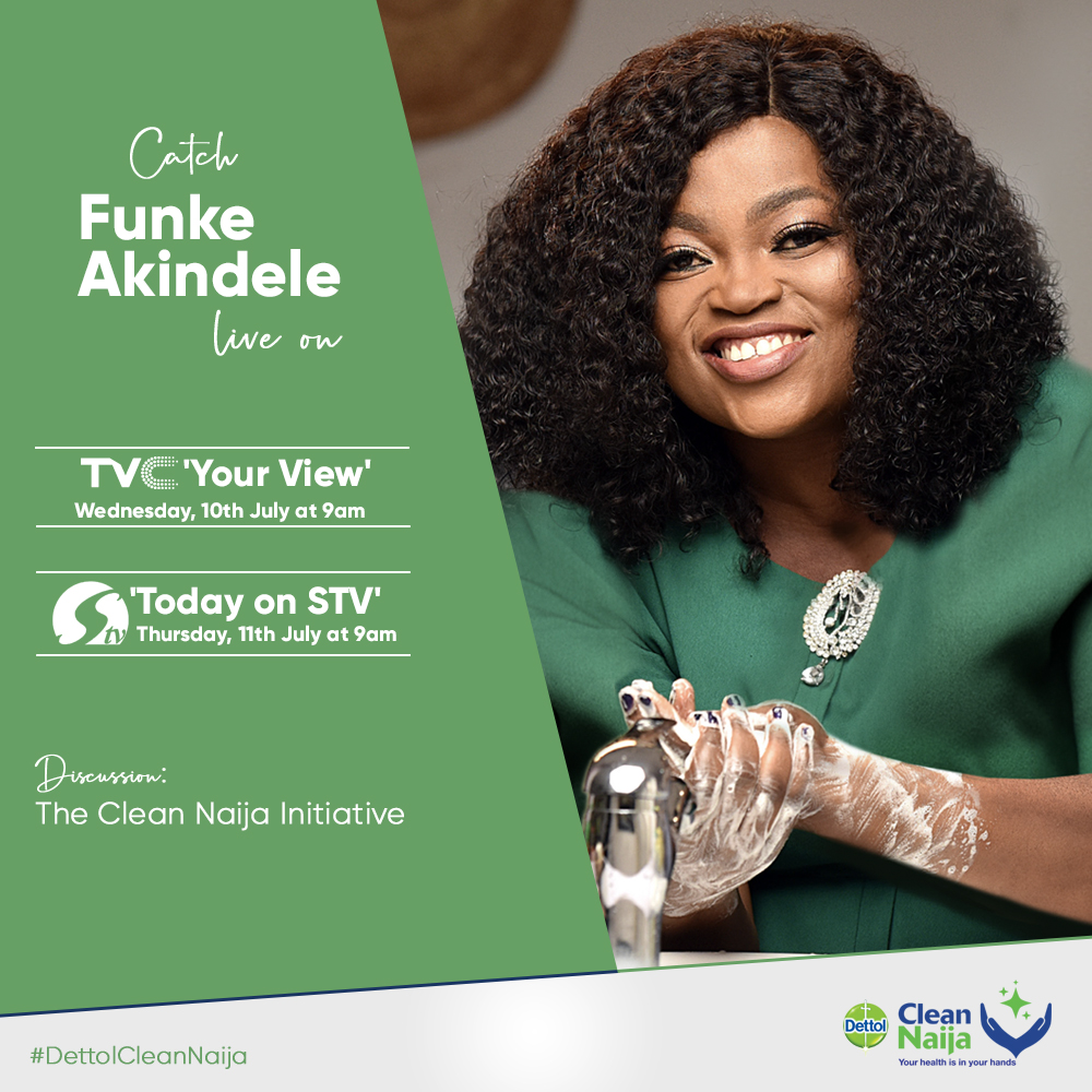 Funke Akindele to share Her New Mom Experience with The Ladies of 'Your View' | Tomorrow, July 10th