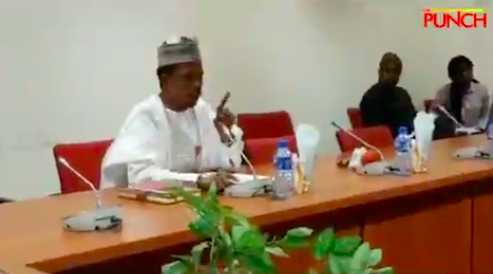 """Don't threaten me with suspension"": Elisha Abbo tells Remi Tinubu during Assault Investigation 