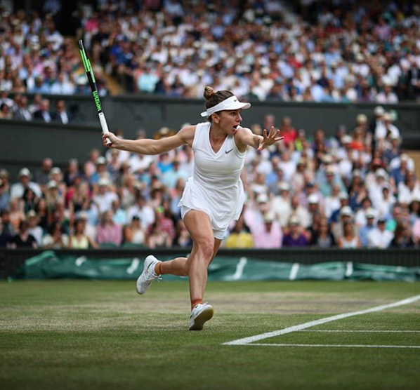 Simona Halep beats Serena Williams to claim first Wimbledon Title