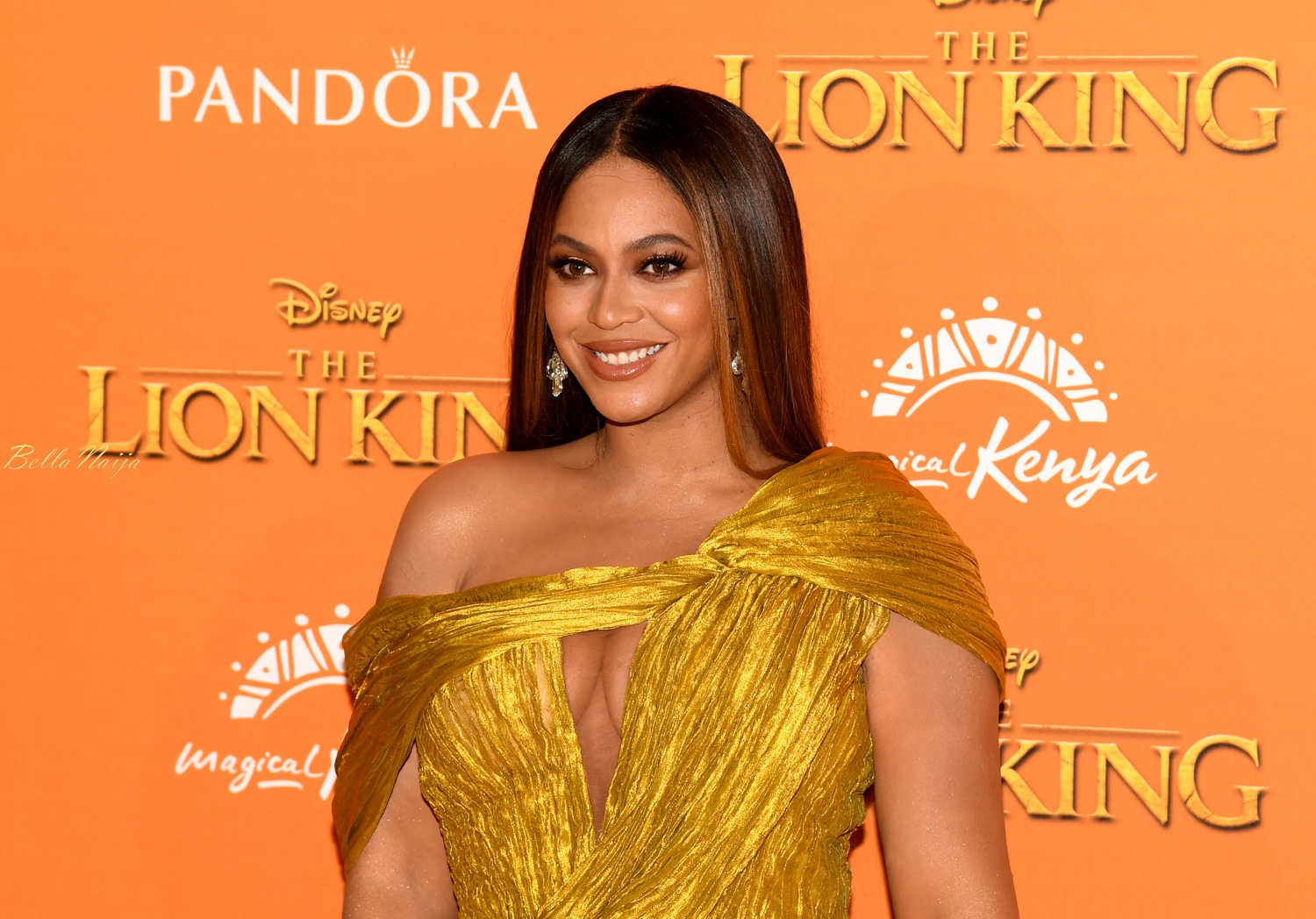 "The Lion King Soundtrack is ""a love letter to Africa,"" says Beyoncé in Upcoming TV Special 