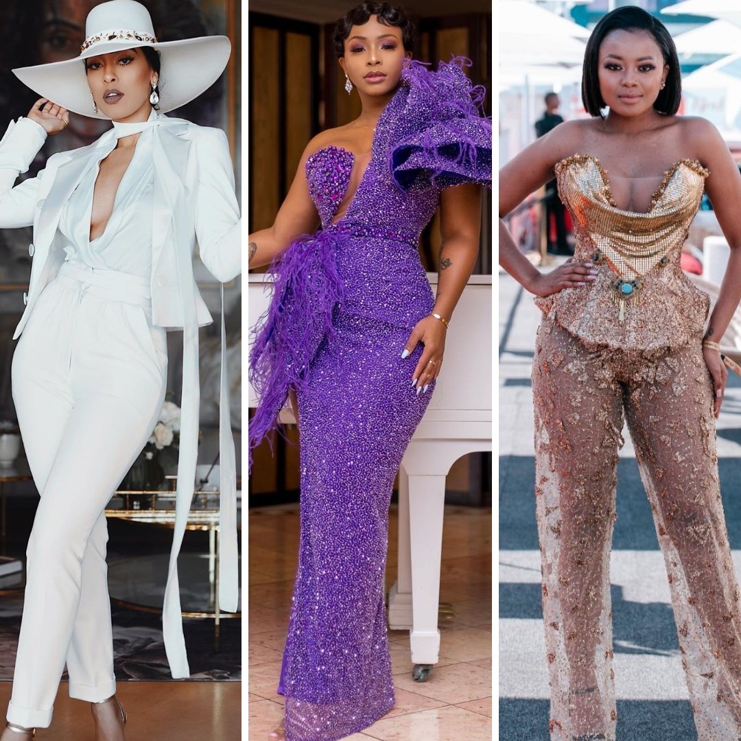 Celebrity Wedding July 2019: BellaNaija Style Best Dressed List: Vodacom Durban July