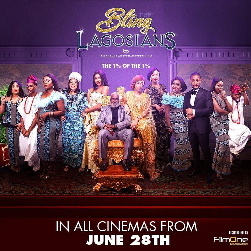 Rejoice Abutsa: The Film Business in Nigeria – Lessons from The Bling Lagosians
