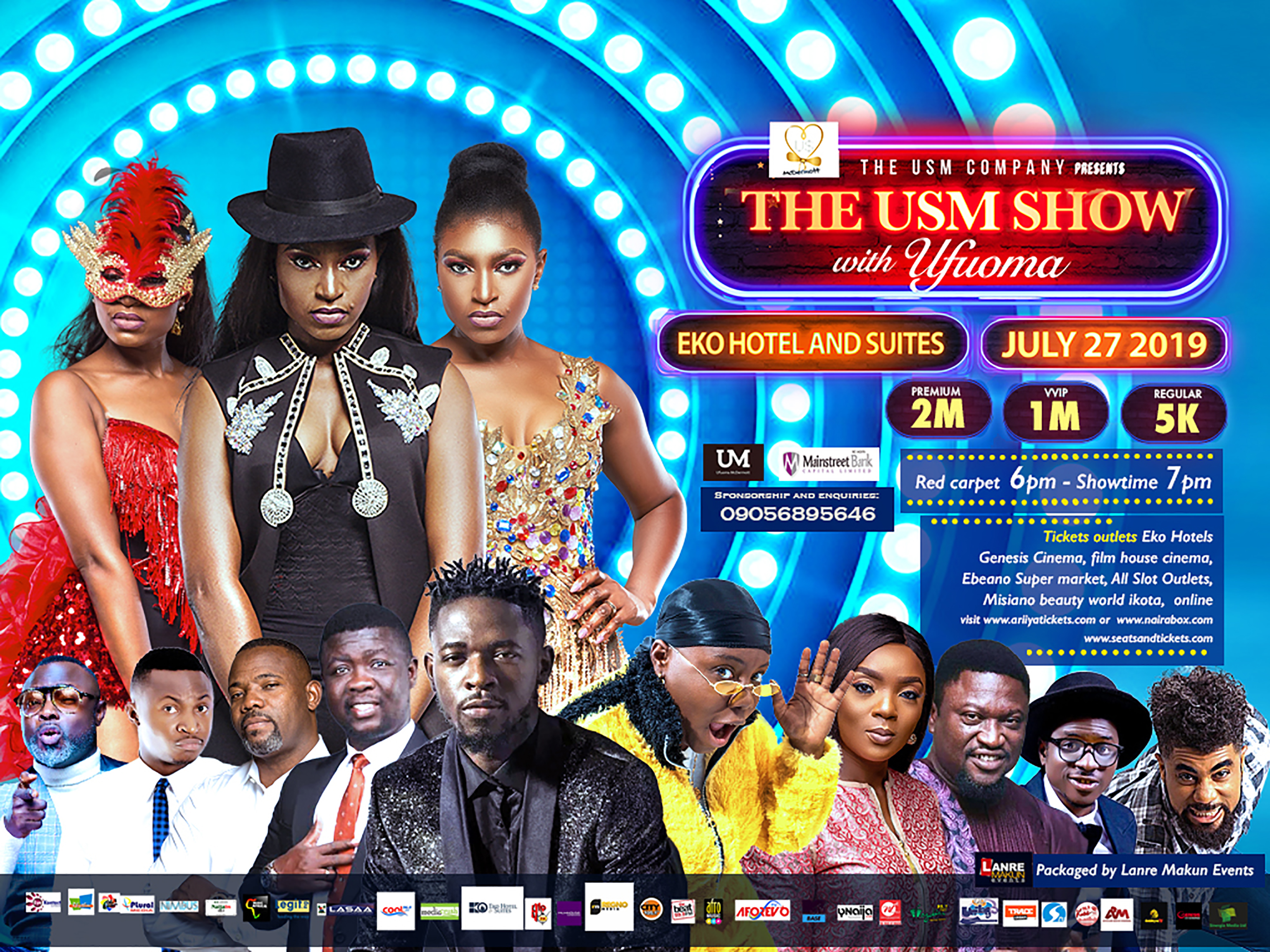 USM SHOW WITH Ufuoma