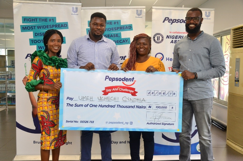 Mercy Johnson Okojie, Adunni Ade & Other Mothers Joined Pepsodent's 'Say Ahh' Challenge