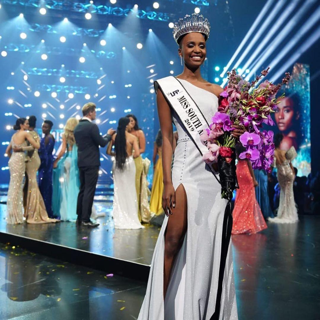 Meet Zozibini Tunzi, 2019 Miss South Africa 👑