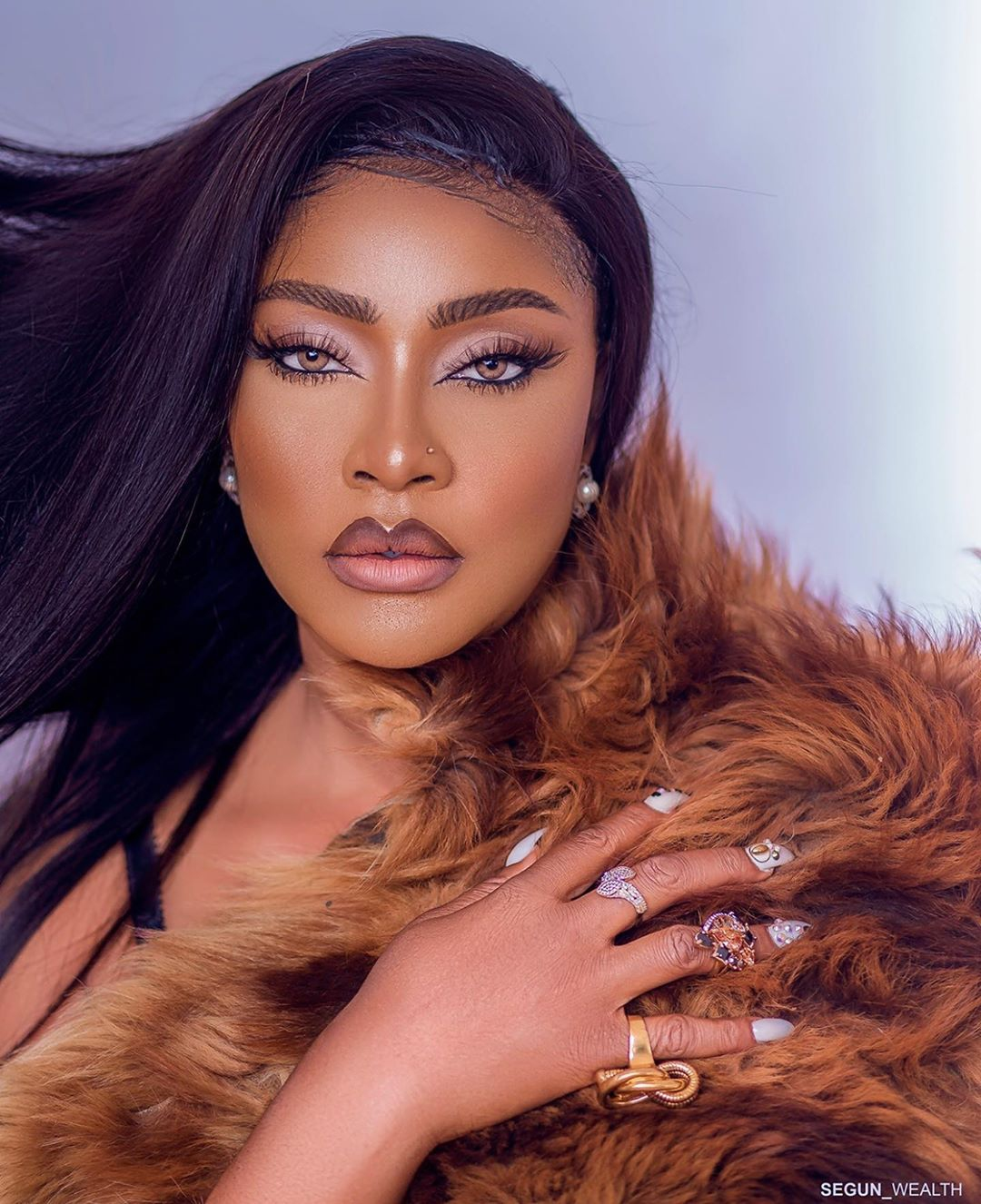 Angela Okorie is Thankful after Surviving a Robbery Attack
