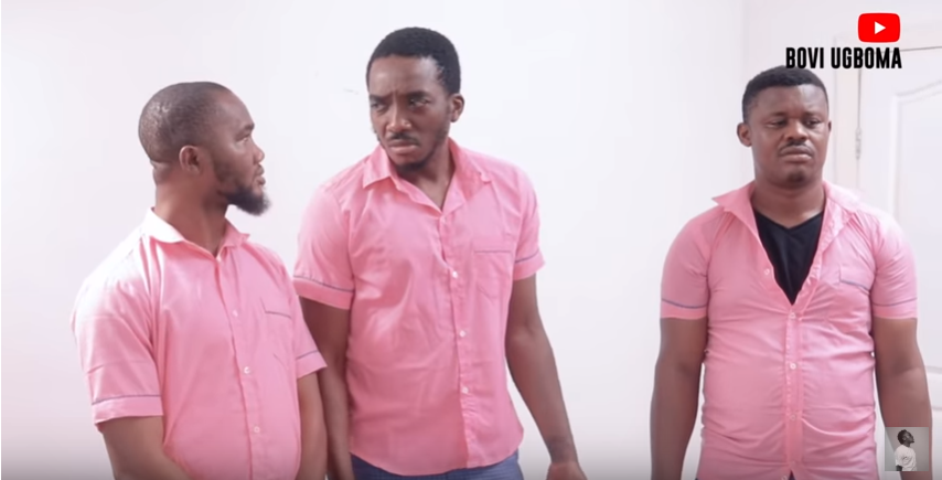 "Principal Ojo resigns in this Hilarious Episode of Bovi Ugboma's ""Back to School"" Series 