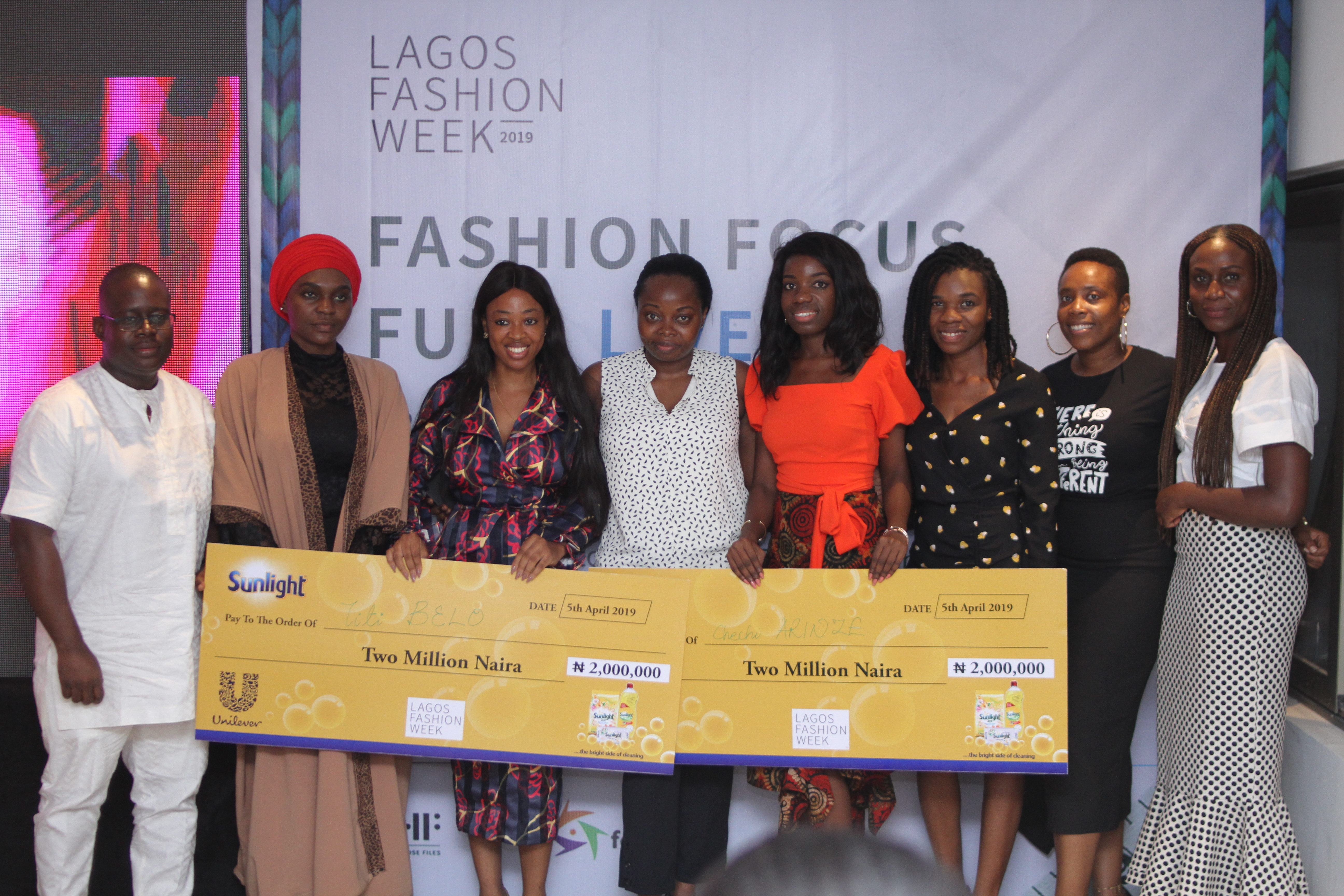 Sunlight Partners with Lagos Fashion Week 2019 & Supports Young Designers to Foster Women Empowerment
