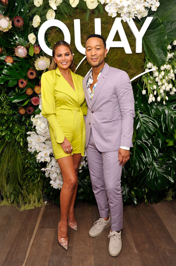 Chrissy Teigen Wants to Visit Nigeria to Meet Someone Special - BellaNaija