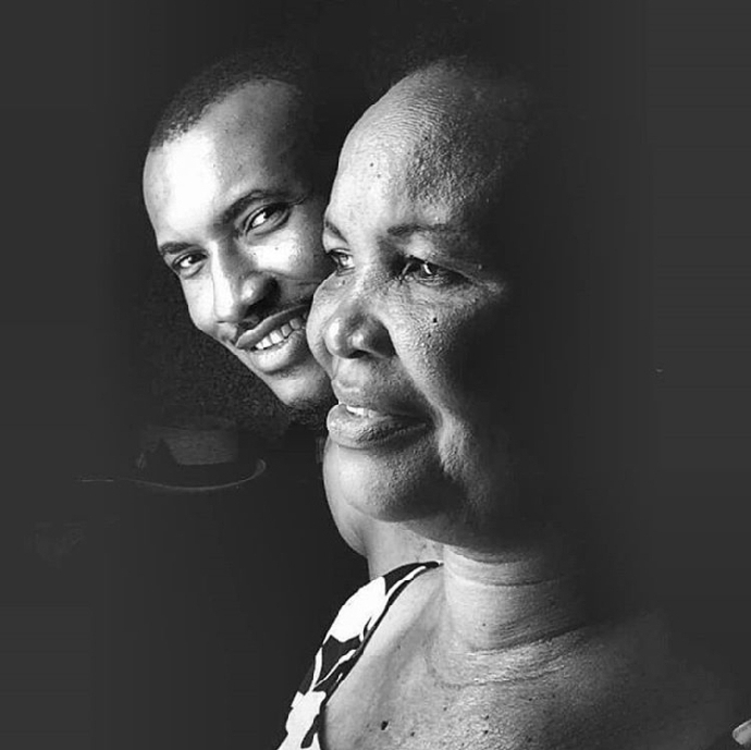 Gideon Okeke Celebrates Mom with Touching Message