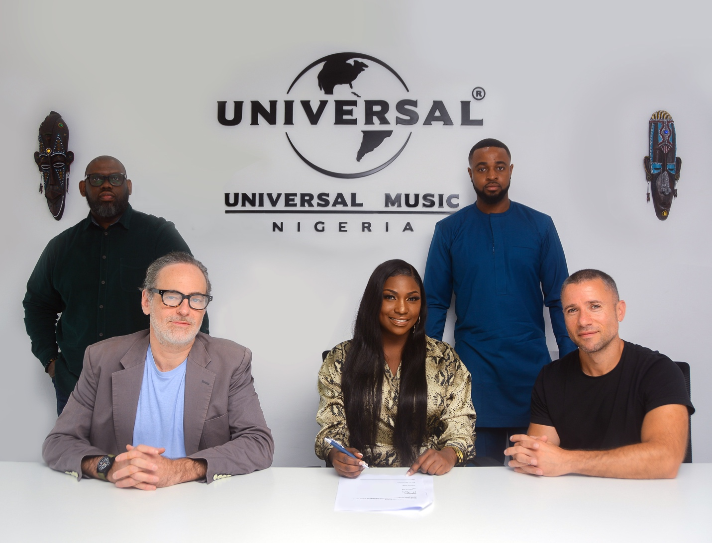 Ugandan Star Irene Ntalé Signs to Universal Music Group Nigeria, Releases New Single 'Nyamba'