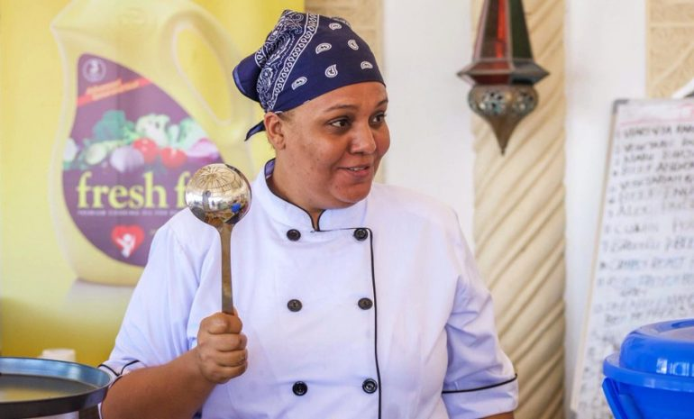 Kenyan Chef breaks Guinness World Record after Cooking for 75 Hours!