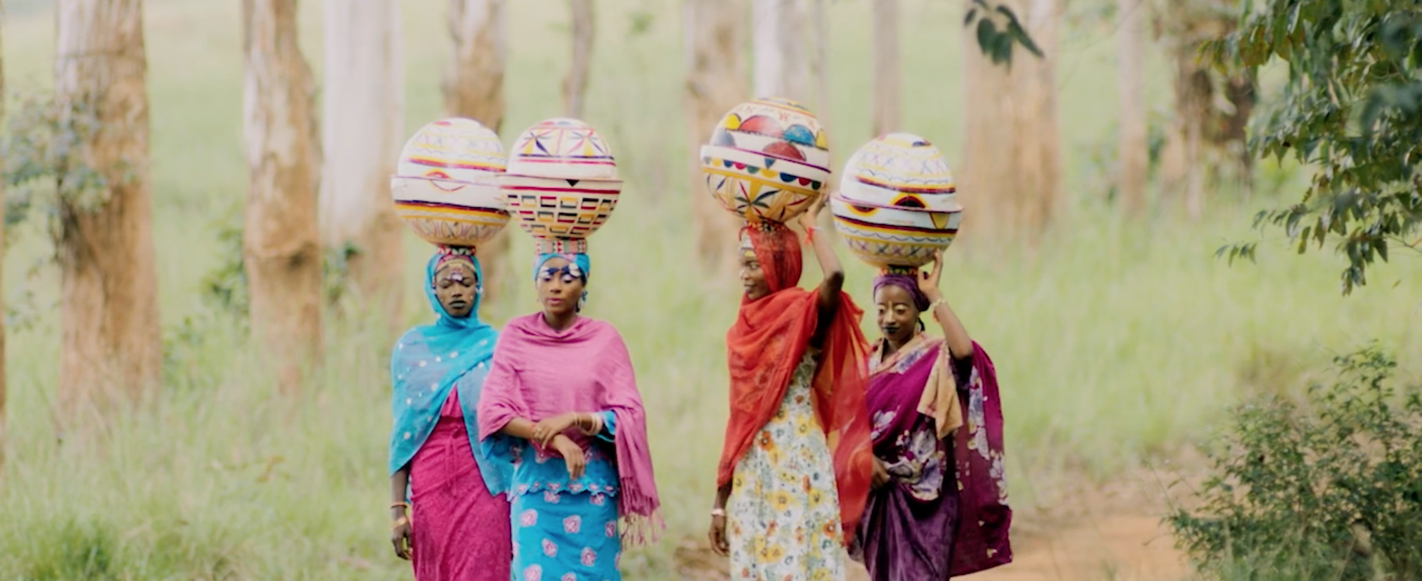 "You Won't Believe the Effects of Military Insurgency on Women and Girls in Sub-Saharan Africa – As Shown in ""The Milk Maid"" Official Trailer!"