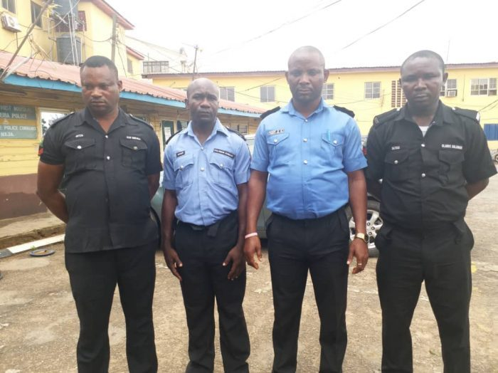 Lagos Police confirms Arrest of Officers Who Killed Suspected Robbers