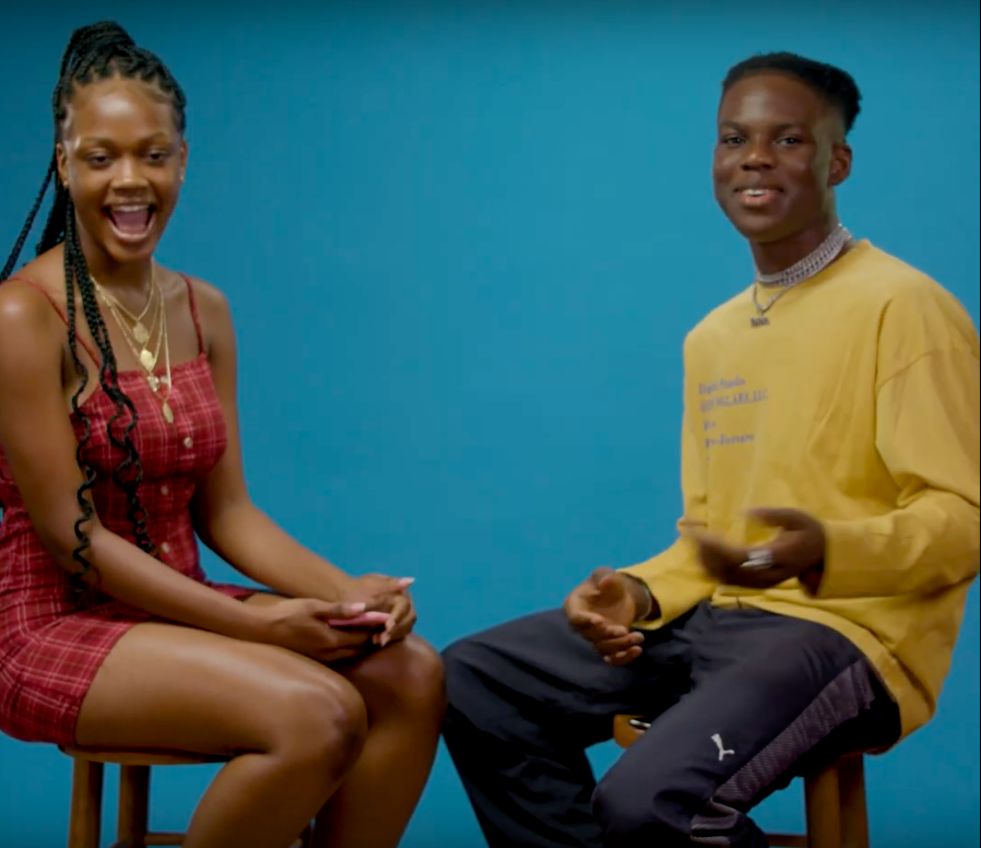WATCH Rema Answer Questions about his Sound